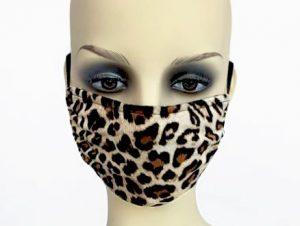mascherina animalier