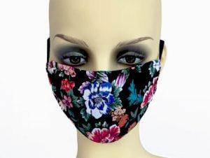 mascherina fiori grandi1