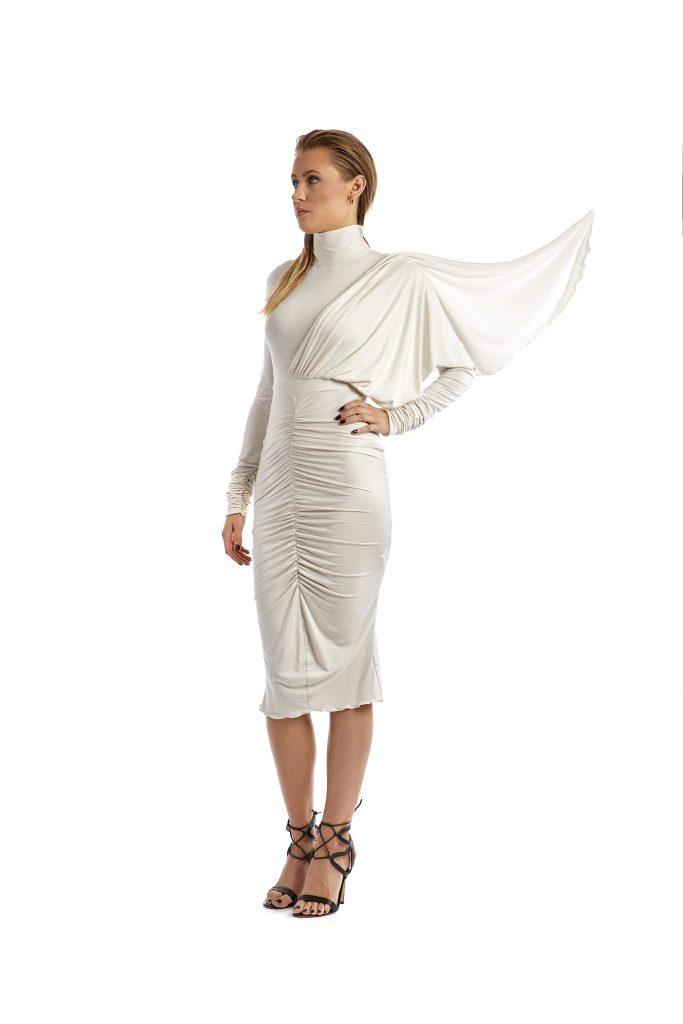 Camilla jersey bianco