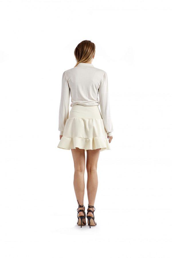 Giulia white back